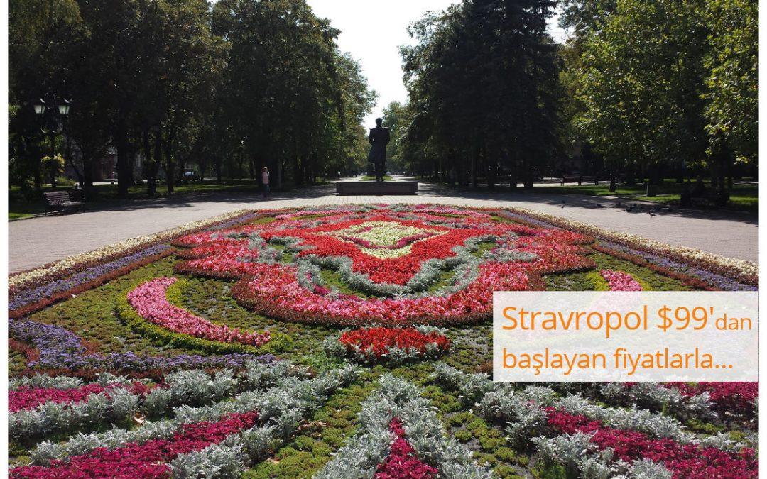 THY ile Stavropol $99'dan Başlayan Fiyatlarla