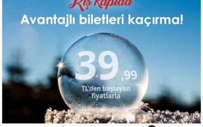 Anadolujet'ten Erken Rezervasyon Kampanyası